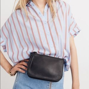 🖤NWT🖤Madewell🖤The Simple Pouch Bag (XS)